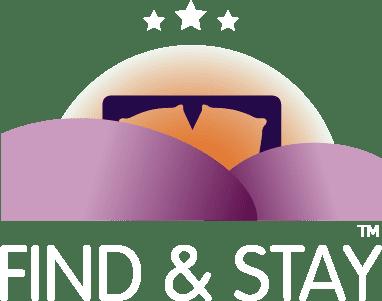 Find & Stay Logo